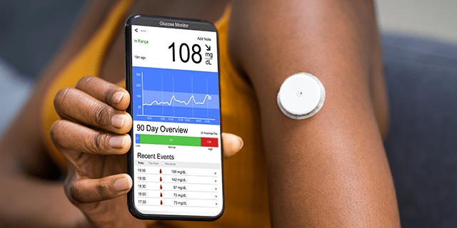 monitor high blood sugar