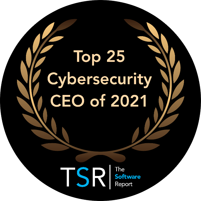 Top 25 Cybersecurity CEO 2021