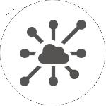 flexible architecture icon