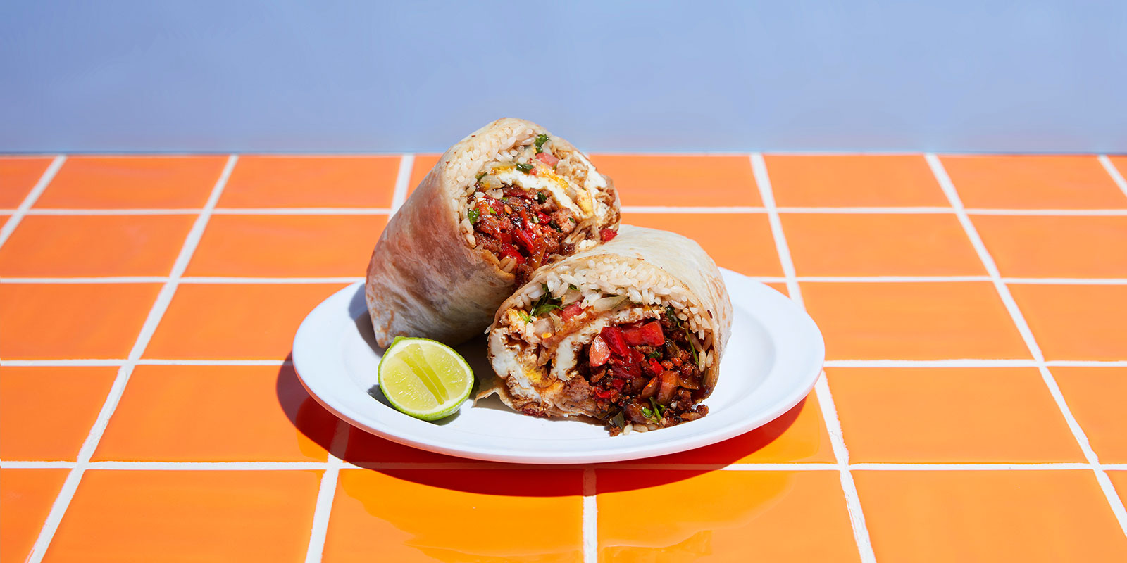 Thai Chili Pork Burrito