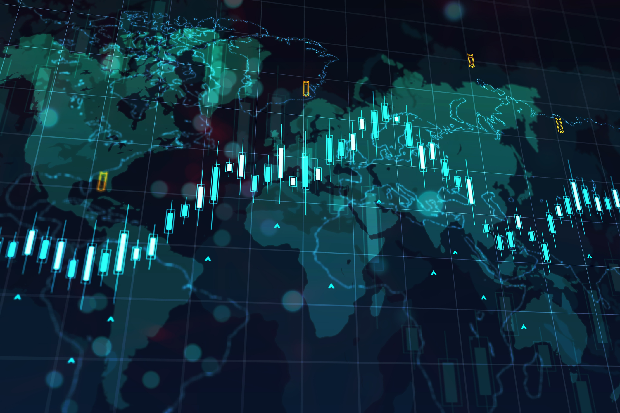 Eight FX and rate charts to watch right now