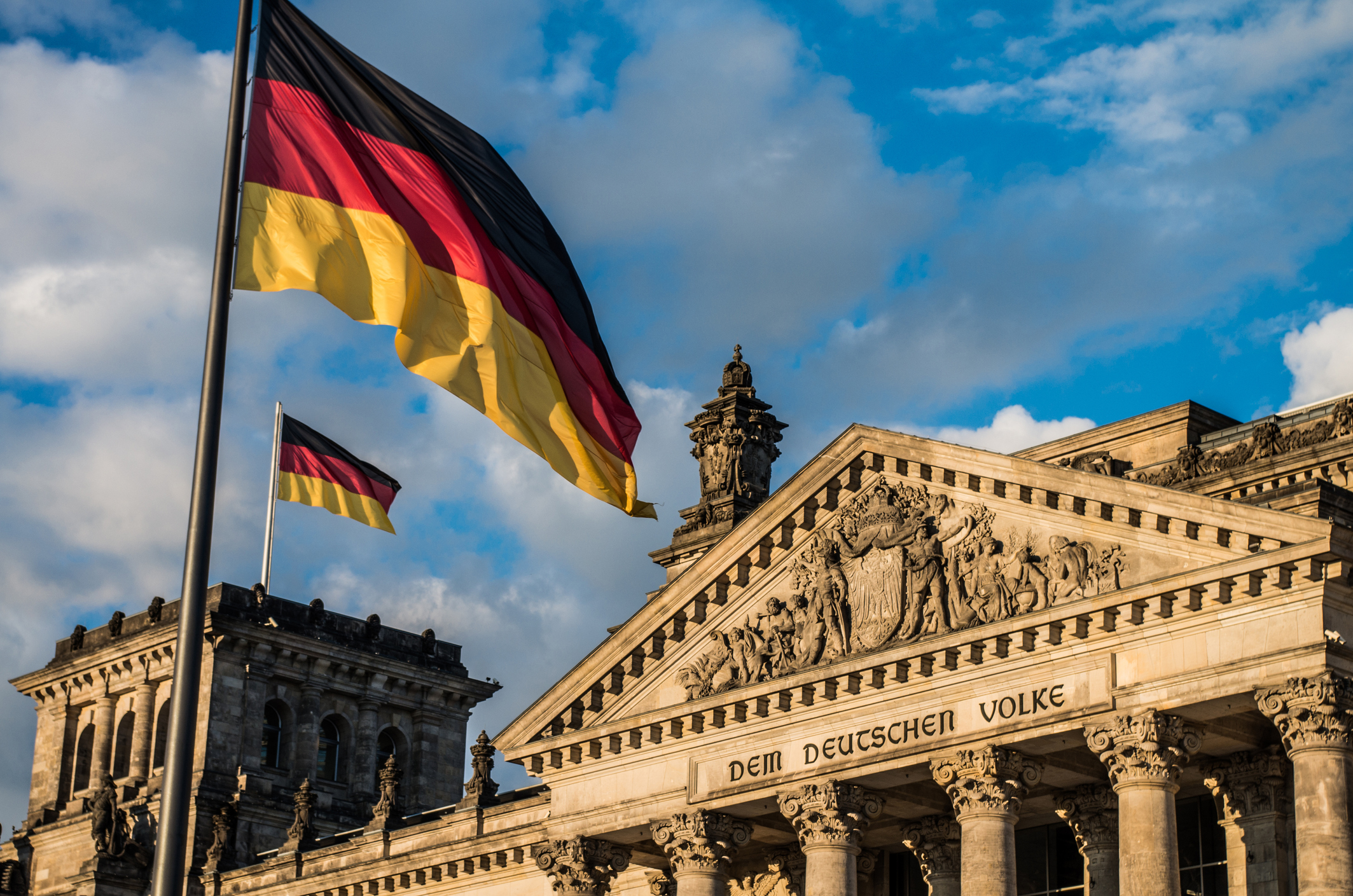 Who will replace Angela Merkel as German chancellor?