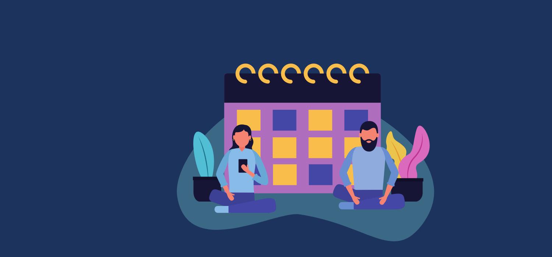 How to Use a Shared Calendar For Wellness Businesses
