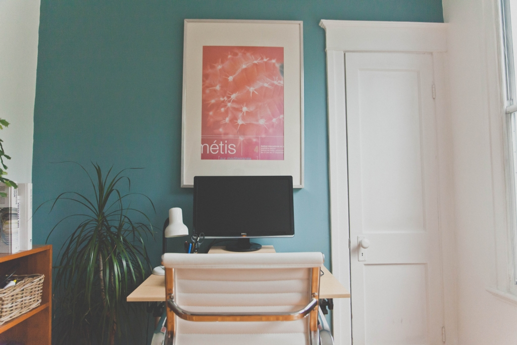 How To Make A Home Office Professional