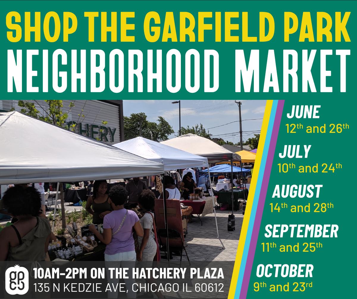Shop the Garfield Park Neighborhood Market