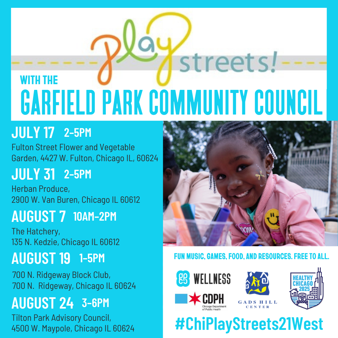 PlayStreets! in Garfield Park