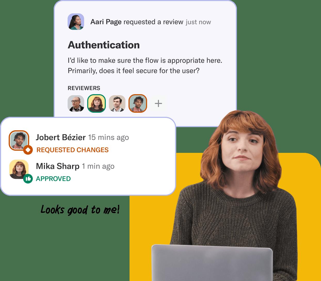 Notebooks Reviews User Interface