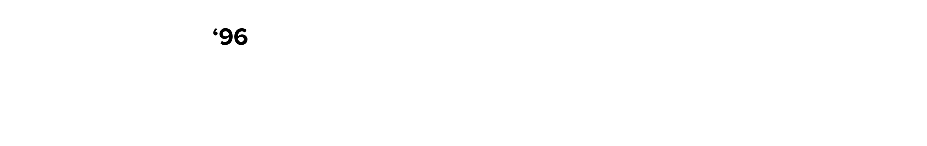 A clickable icon of ccdeclo's history in 1996.