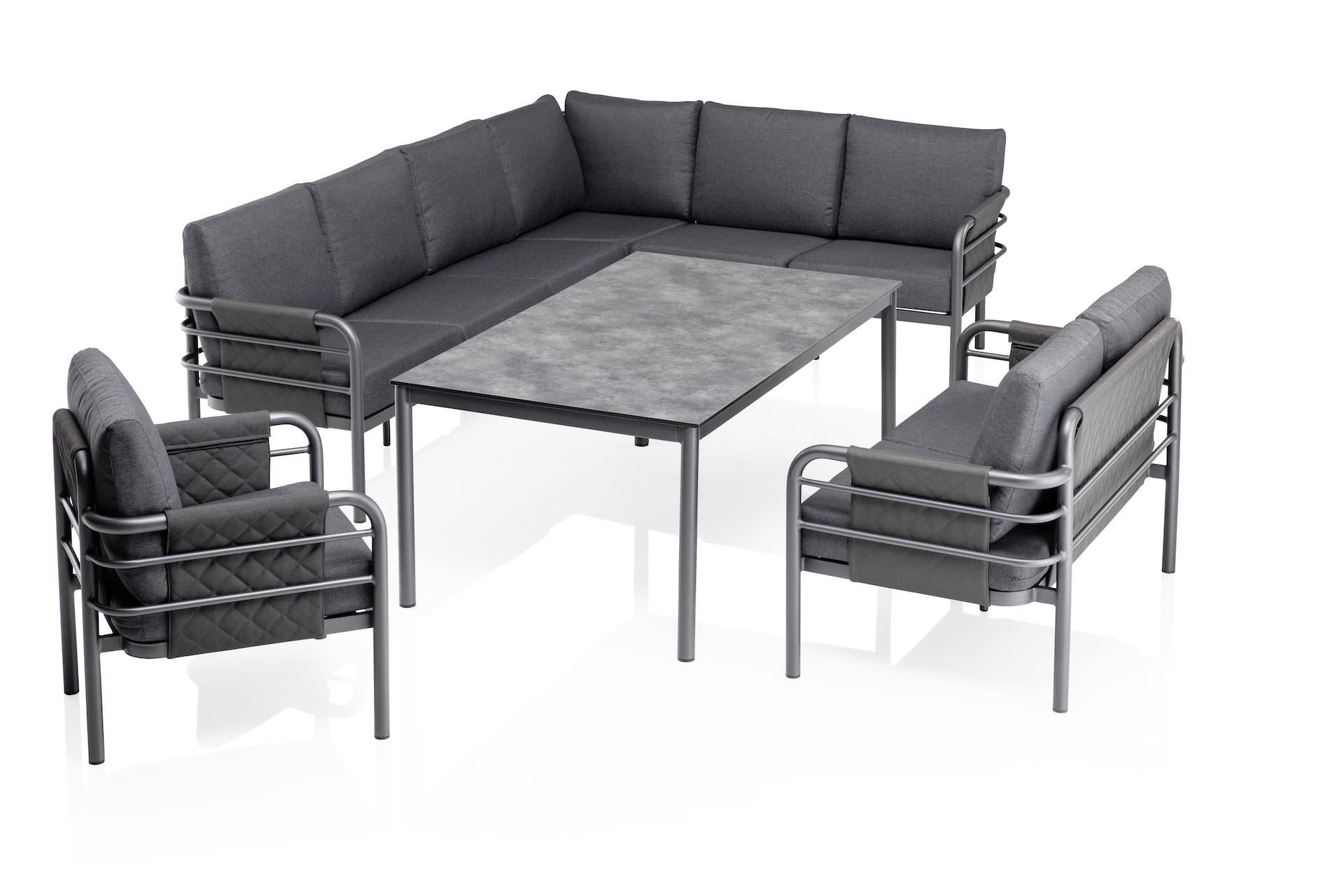 WIRE Tischgestell 160 x 95 cm