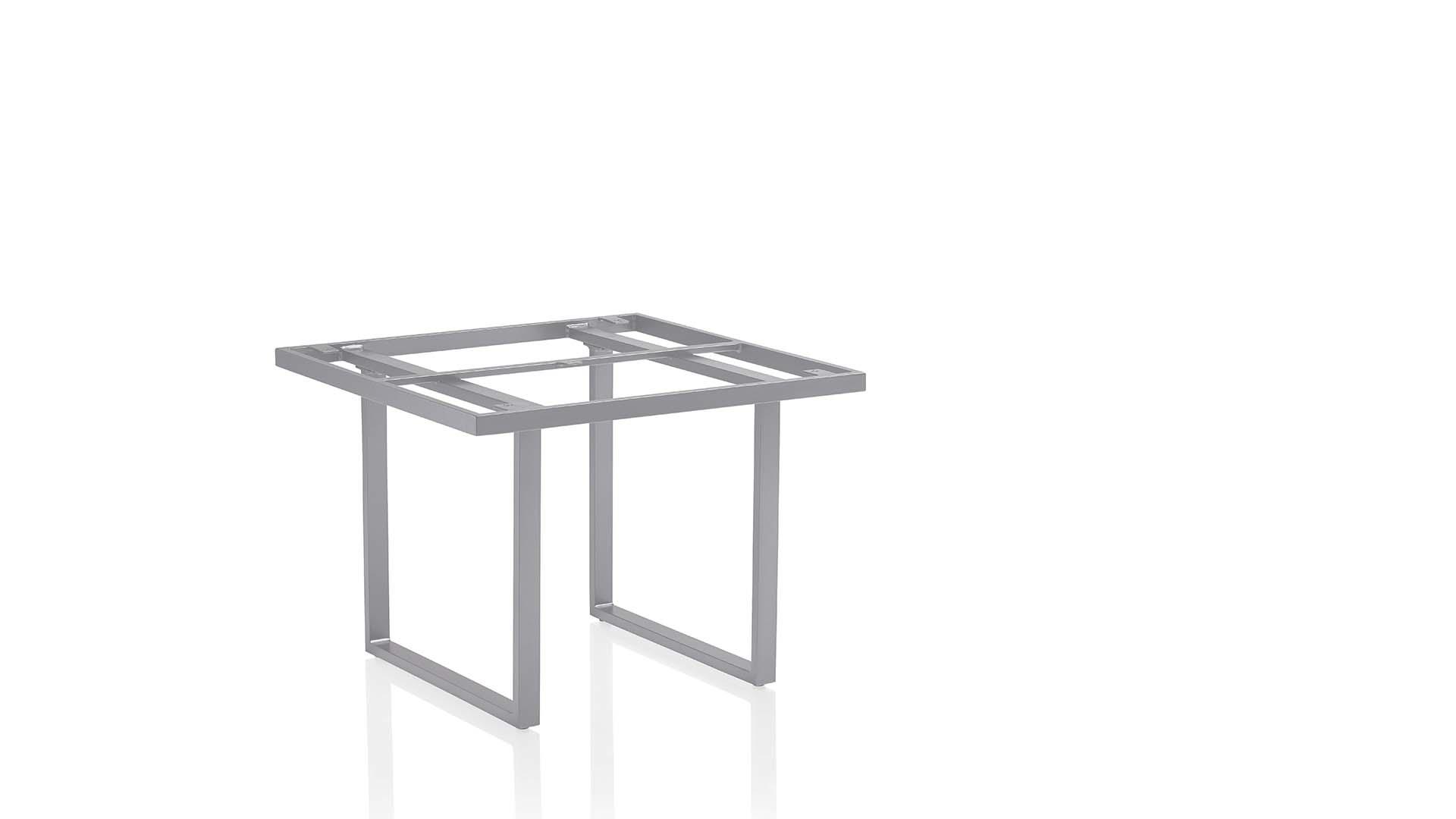 SKATE Casual Dining Tischgestell 95 x 95 cm