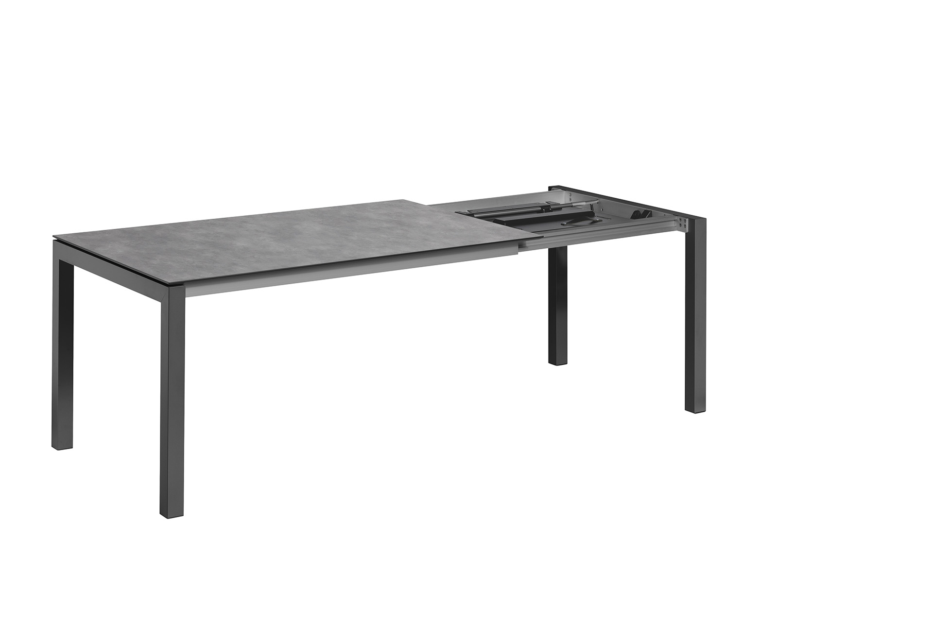 CUBIC AUSZIEHTISCHE HPL – Ausziehtisch 150/210 x 95 cm