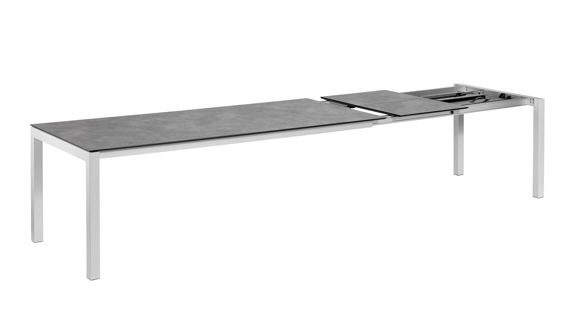 CUBIC AUSZIEHTISCHE HPL – Ausziehtisch 210/270/330 x 95 cm