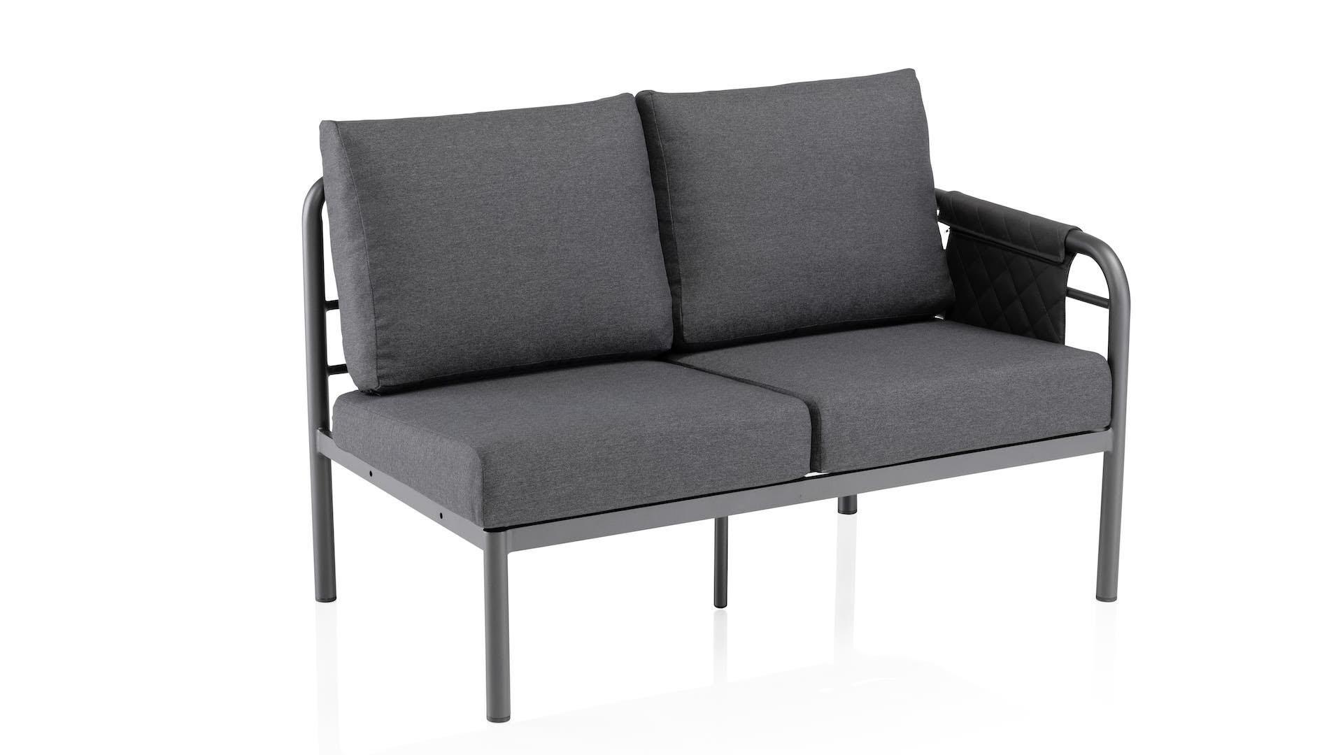 WIRE 2er Sofa rechts