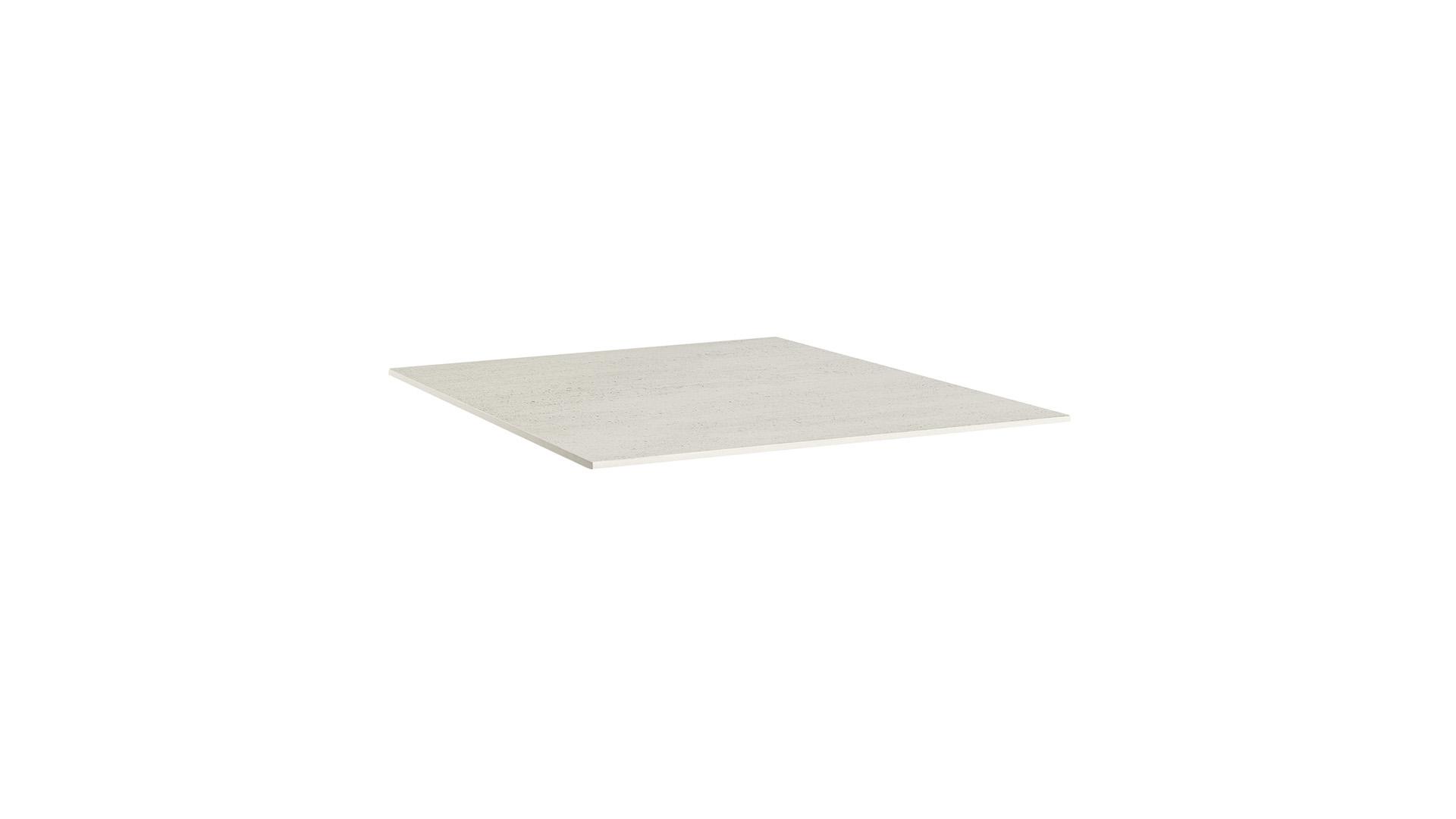 DEKTON Keramik-Glas-Quarz Tischplatte 95 x 95 cm