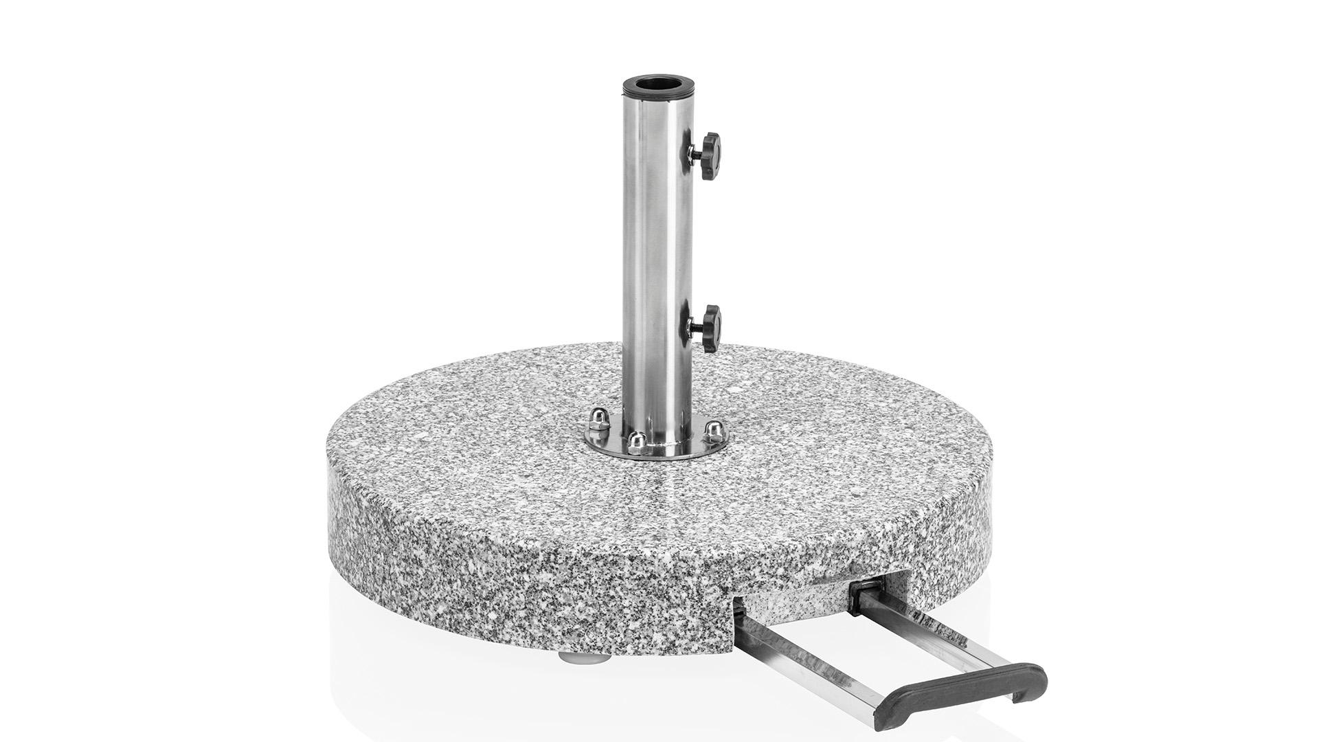 EASY STAND Schirmständer granit, 55 kg