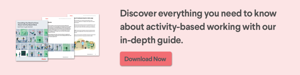 Activity-based working guide