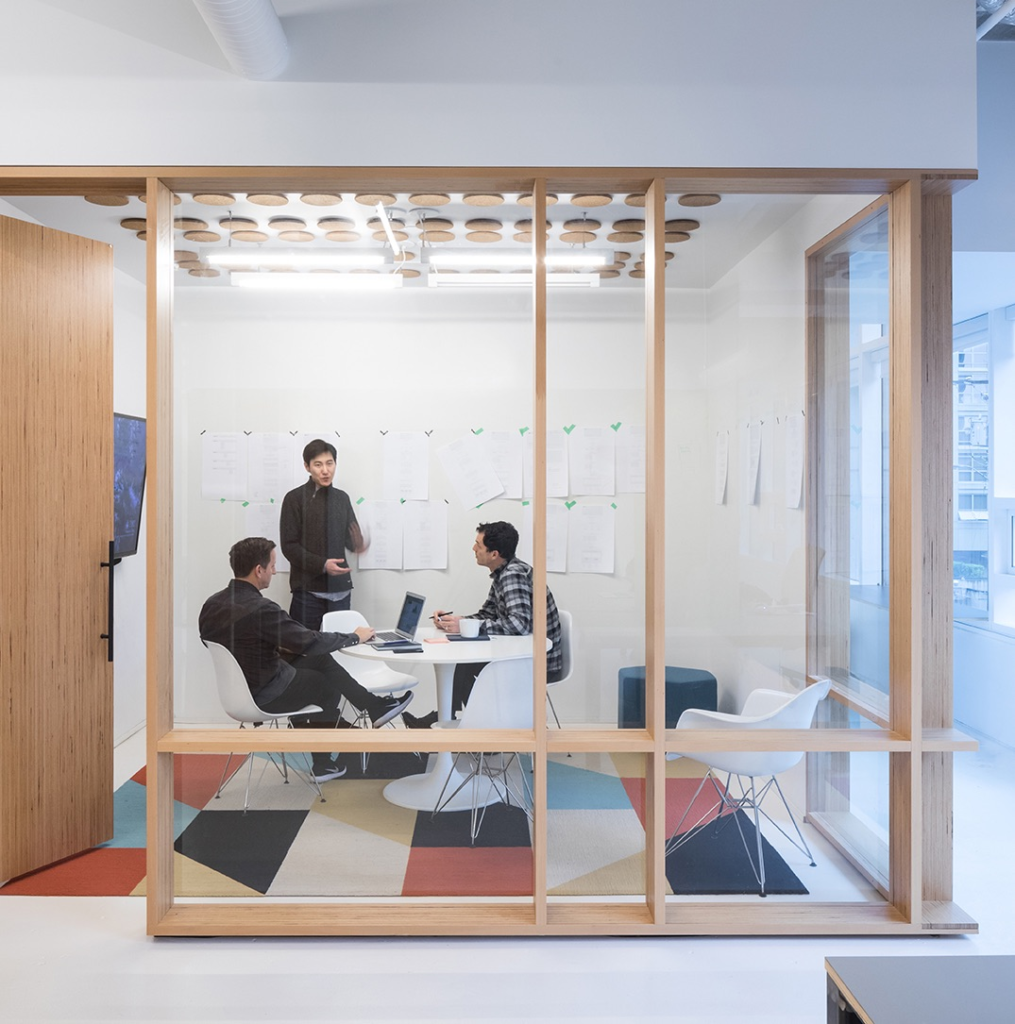 There are many ways to measure workplace productivity including tracking meeting room fit