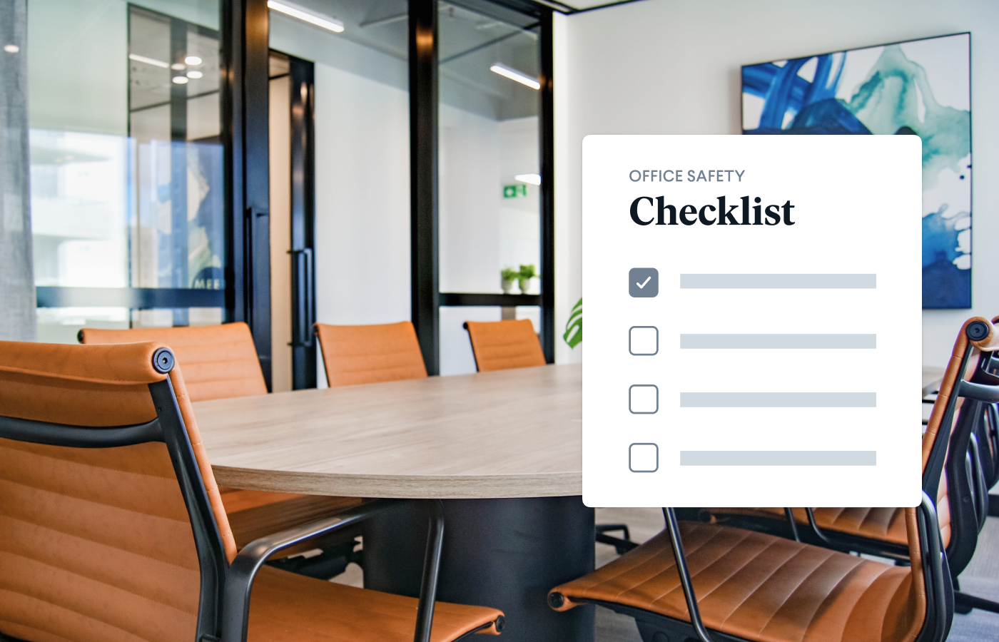 Office safety checklist: Creating healthy spaces with an office cleaning  plan   Robin