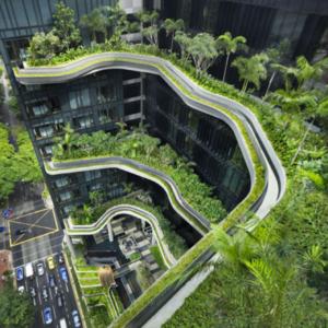 Dezeen Singapore Green Building