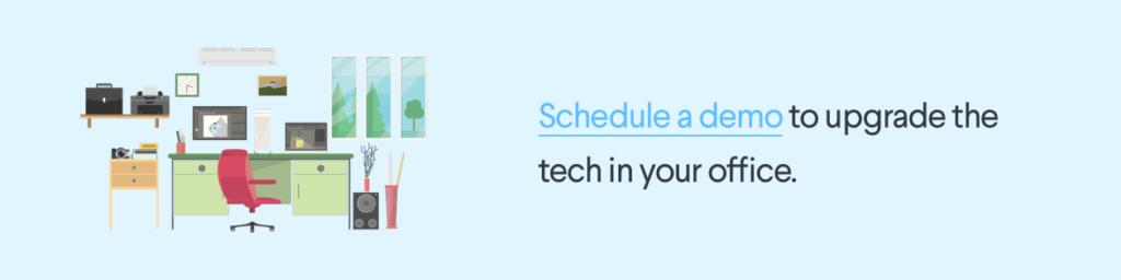 Schedule a demo future of work