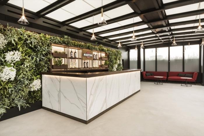MARTINI biophilic office design