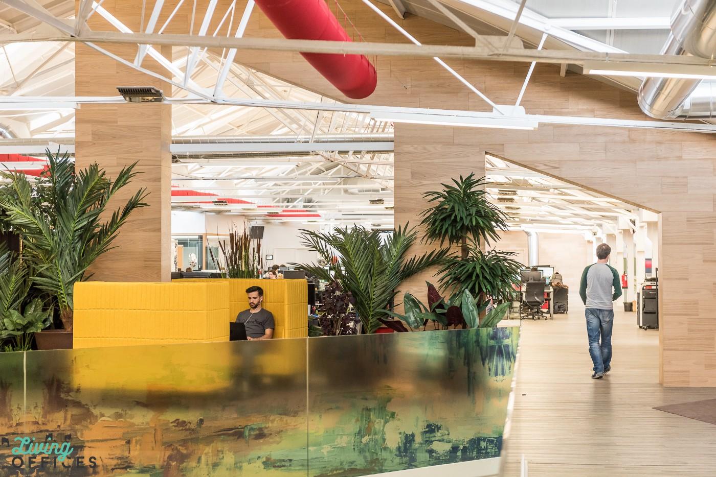 Farfetch Portugal Green Office