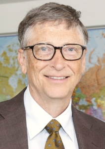 Bill Gates Conference Room names