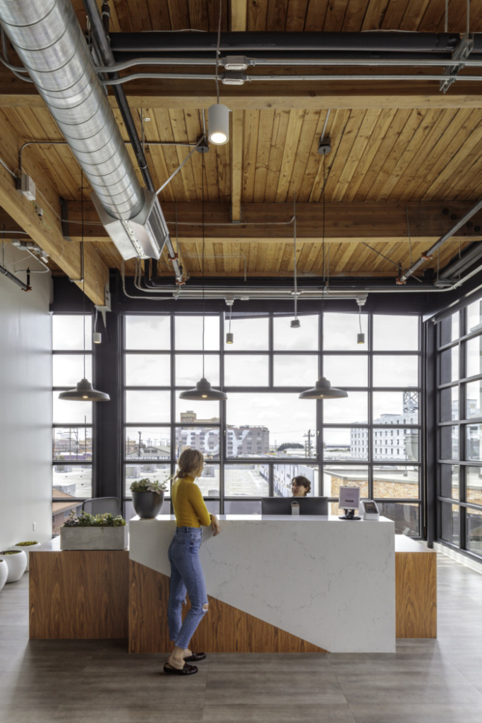 Employee dissatisfaction with an office space increases workplace productivity issues