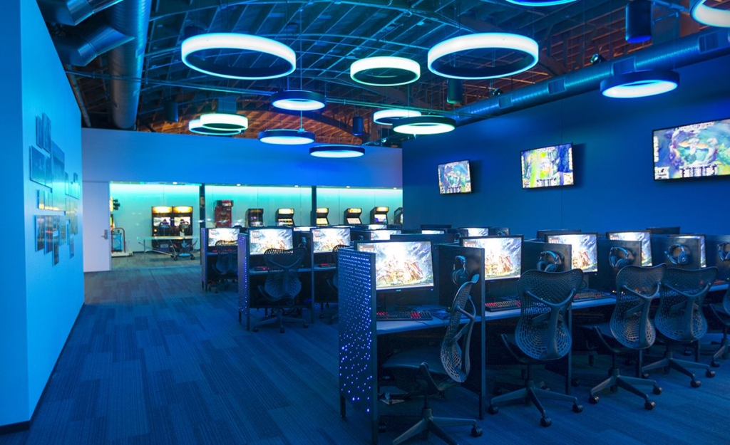 Riot Games by Gensler future of work