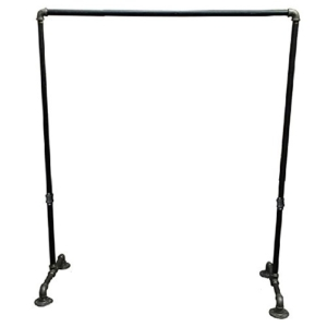Amazon William Roberts Vintage Industrial Pipe Clothing Rack