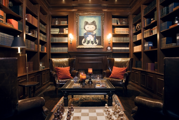 Github office library amenities