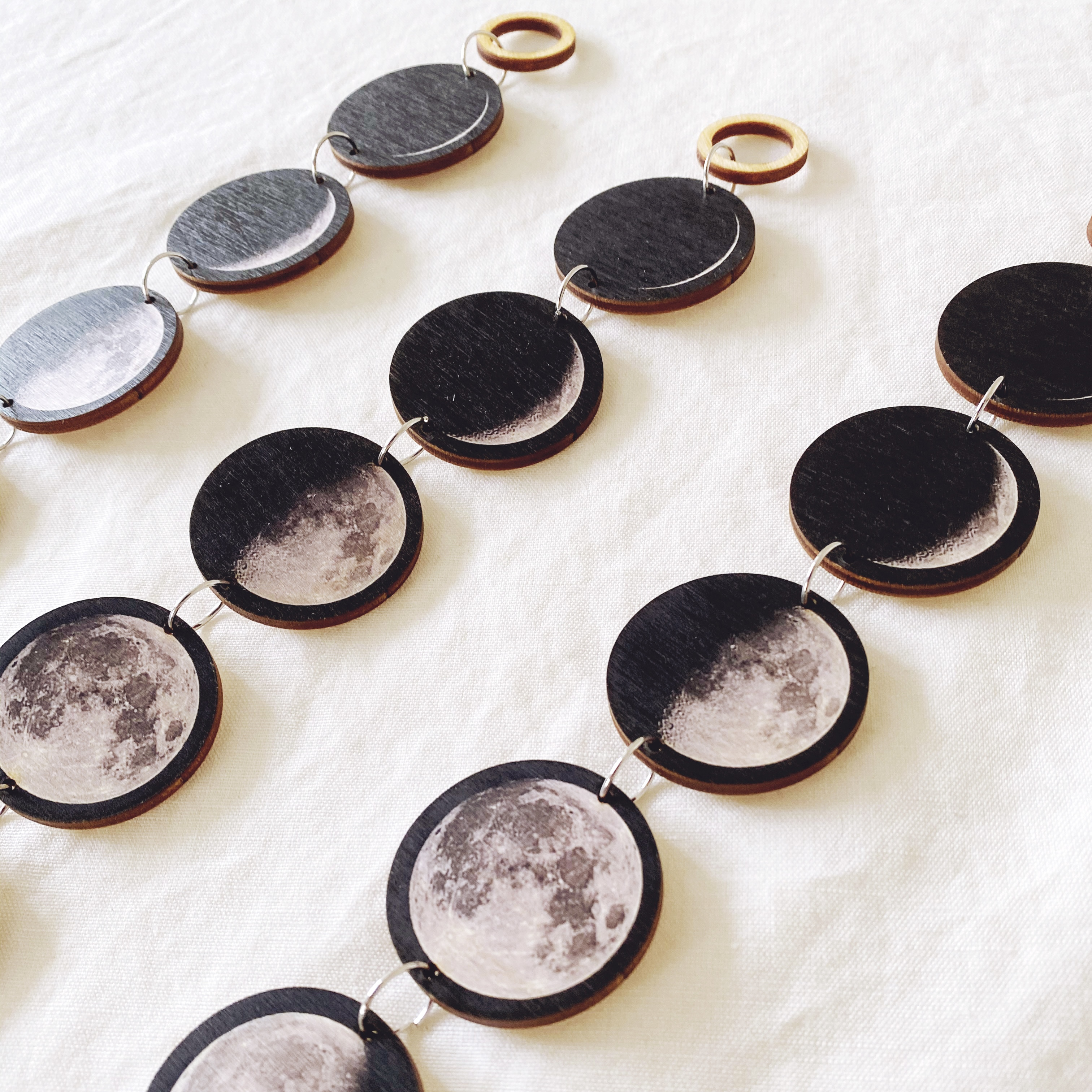 Moon Phases Linked Art