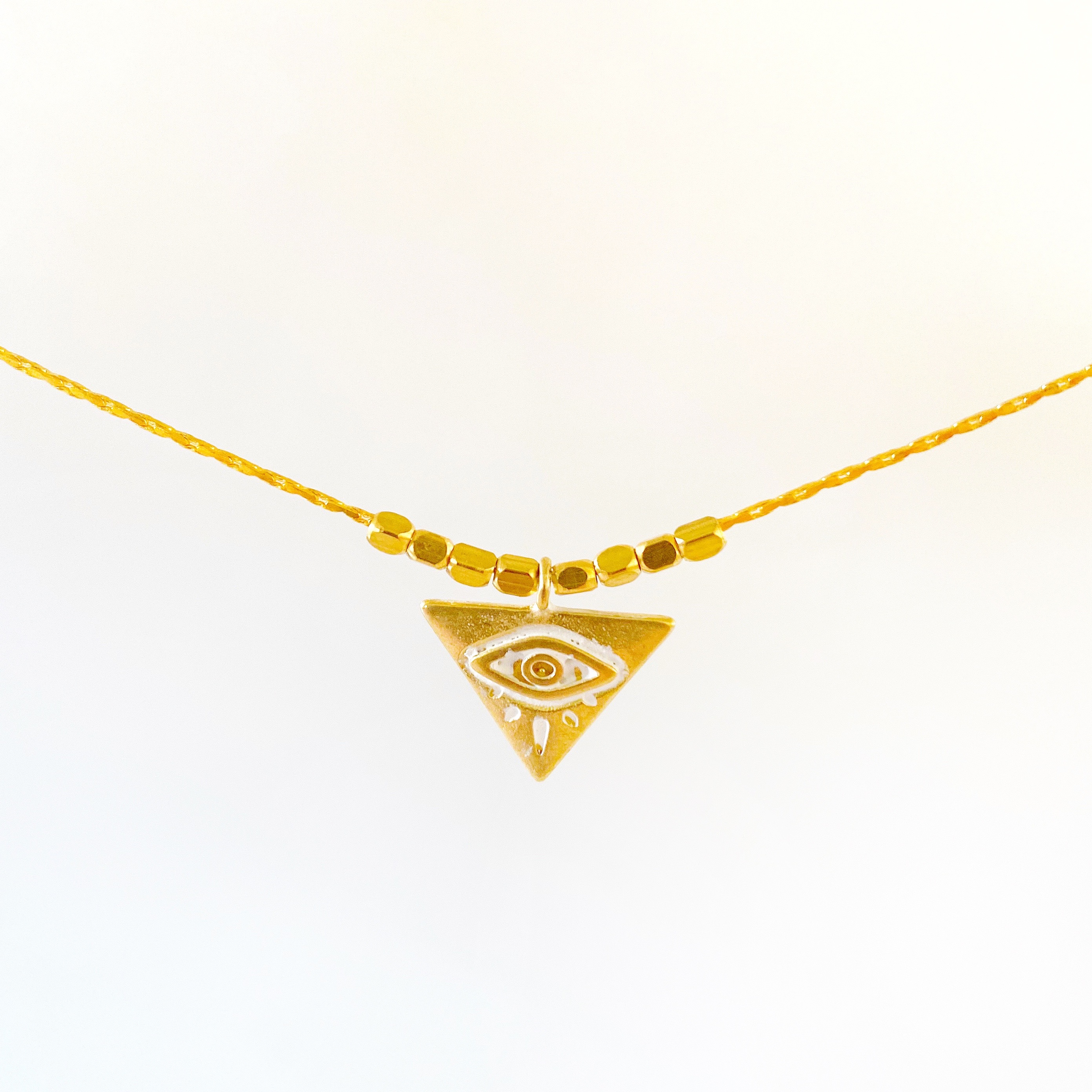 All-Seeing Eye Necklace
