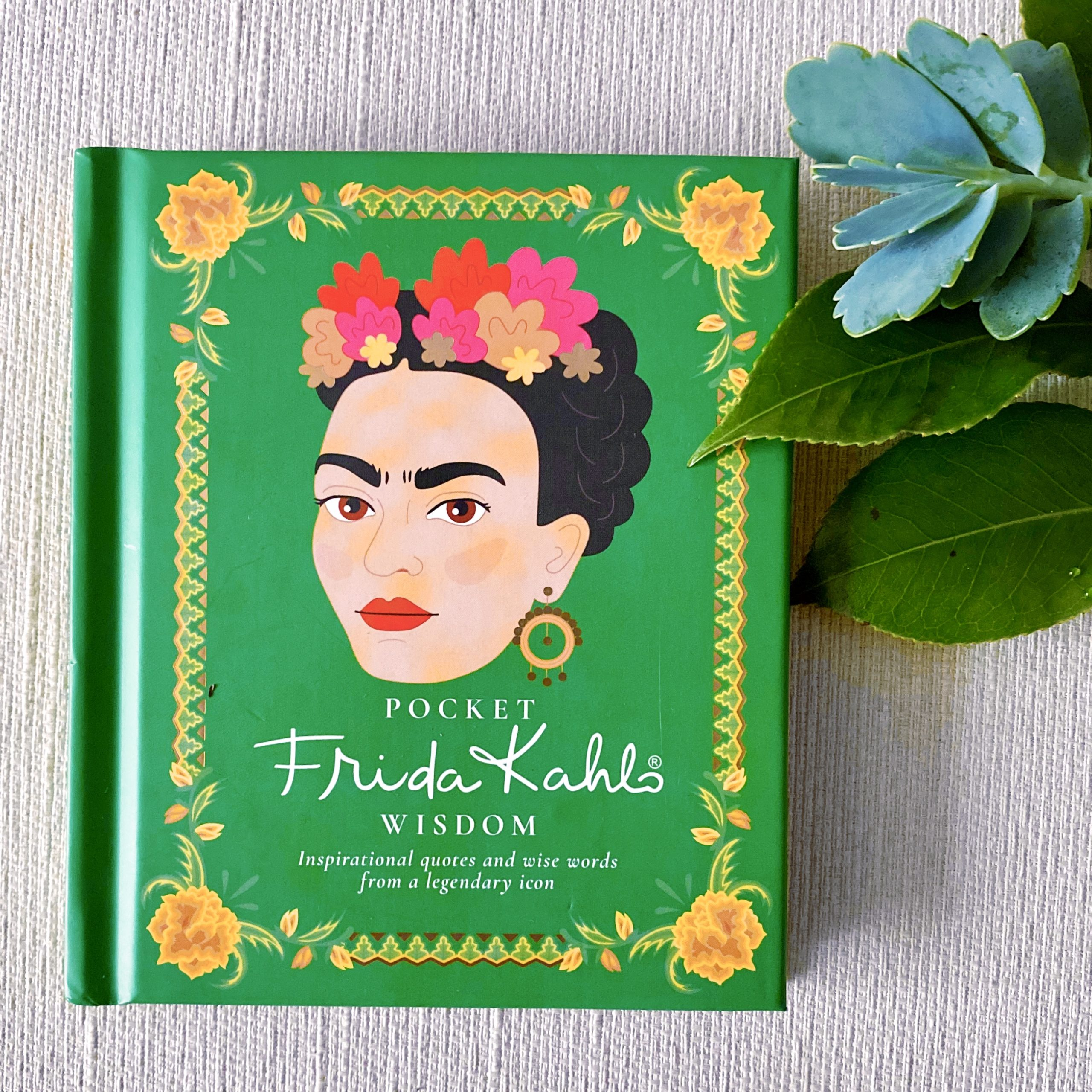 Frida Kahlo | Pocket Wisdom