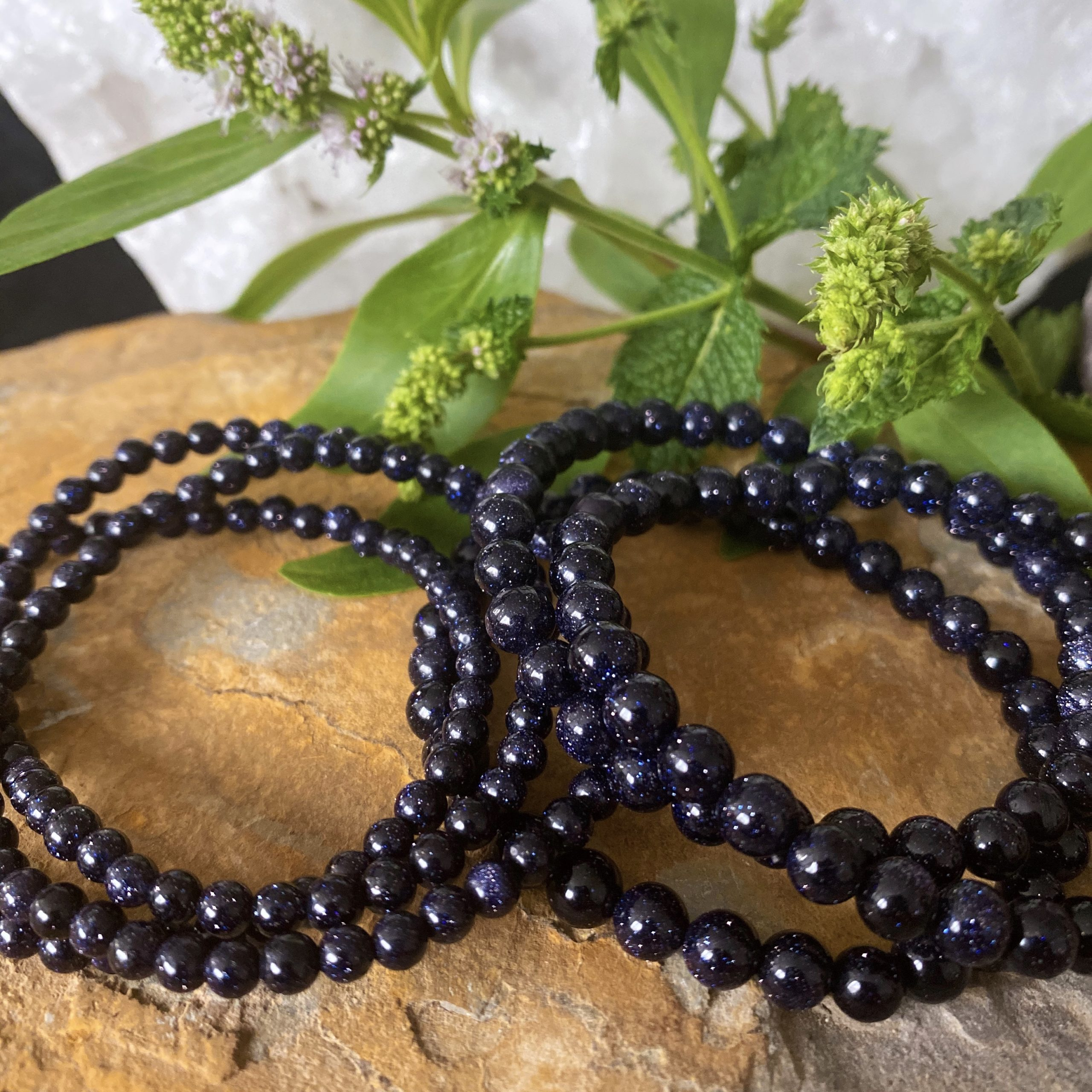 Blue Goldstone | Health