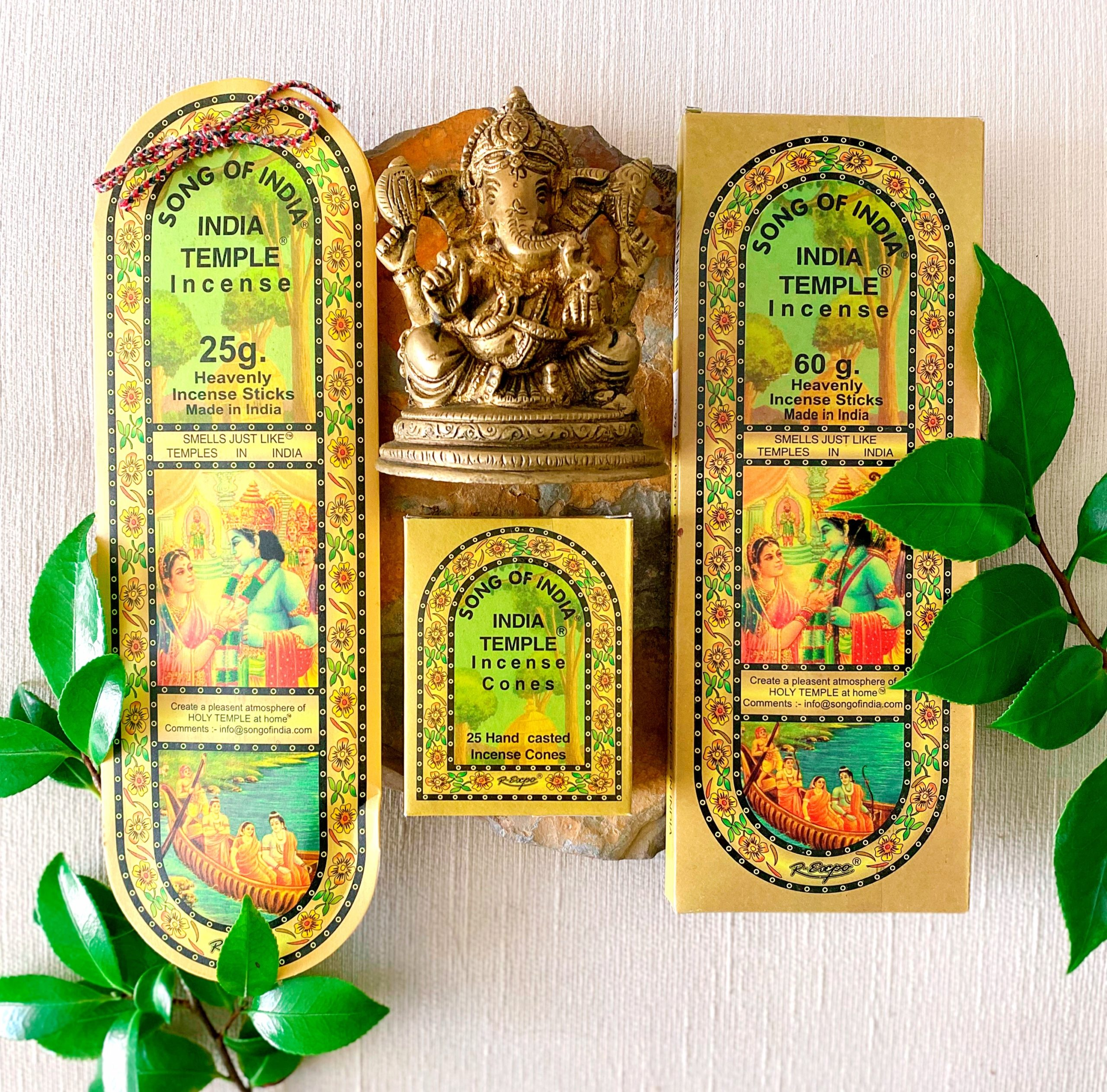Song of India Incense