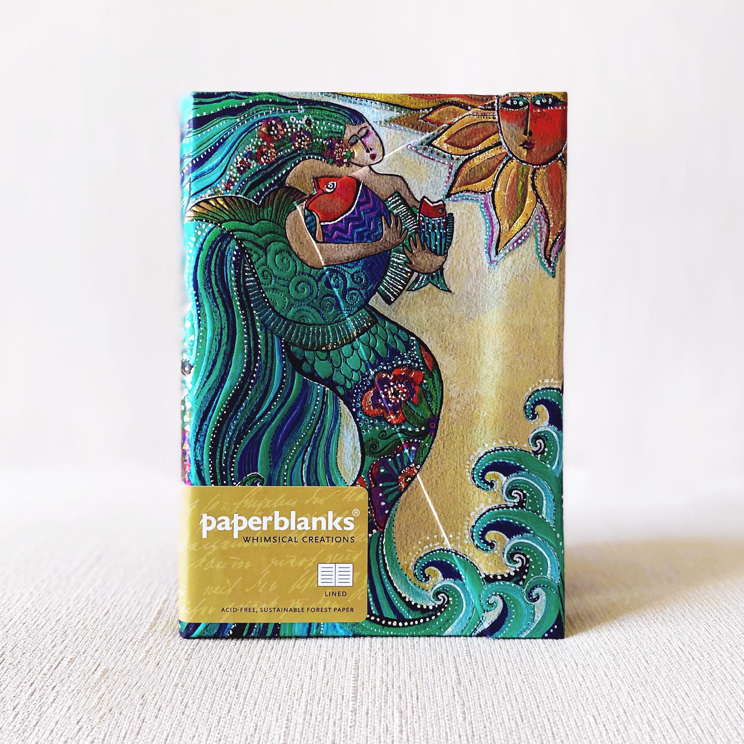 Artsy Mermaid Journal