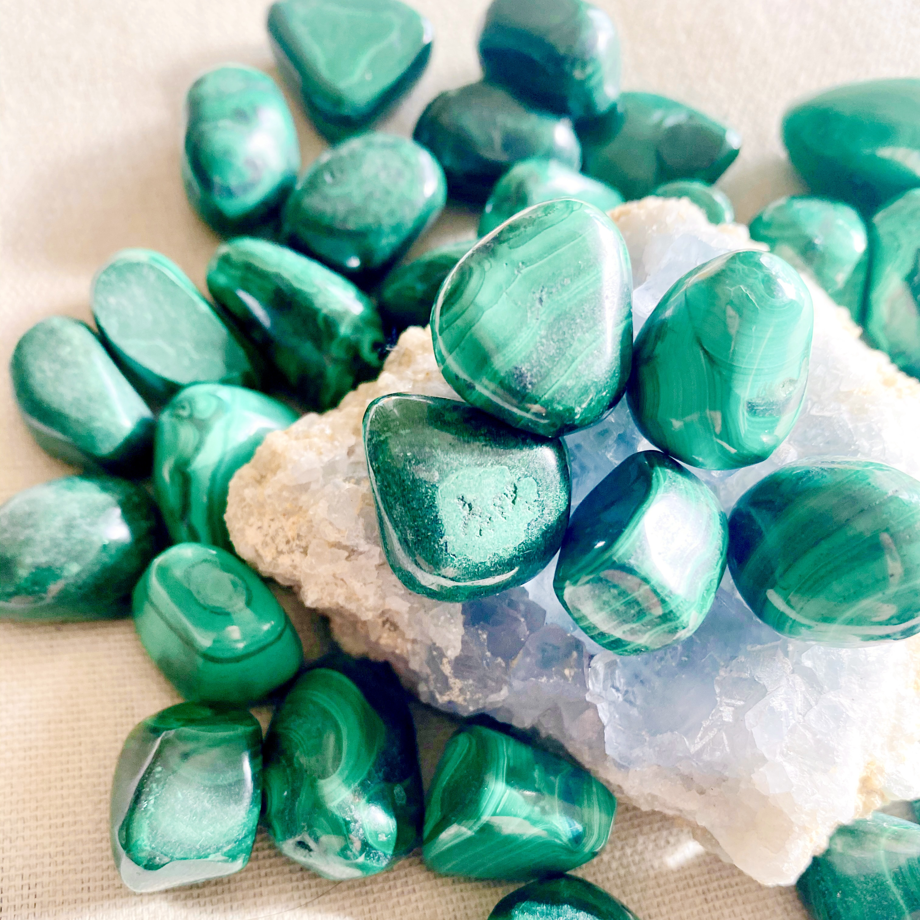 Malachite - Small