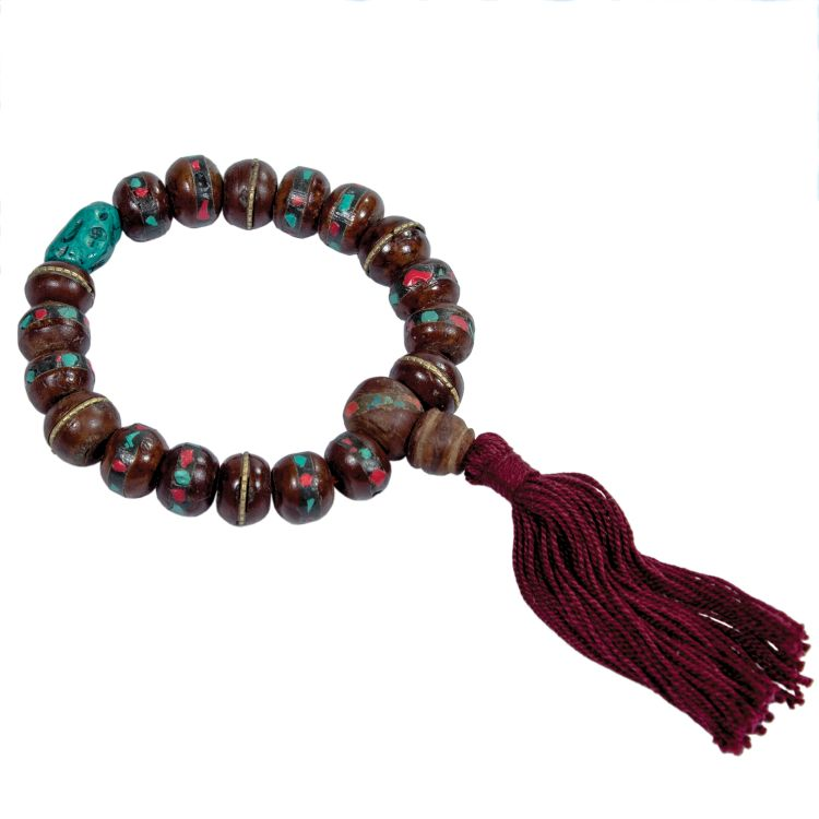 Bodhi Treasure Wrist Mala