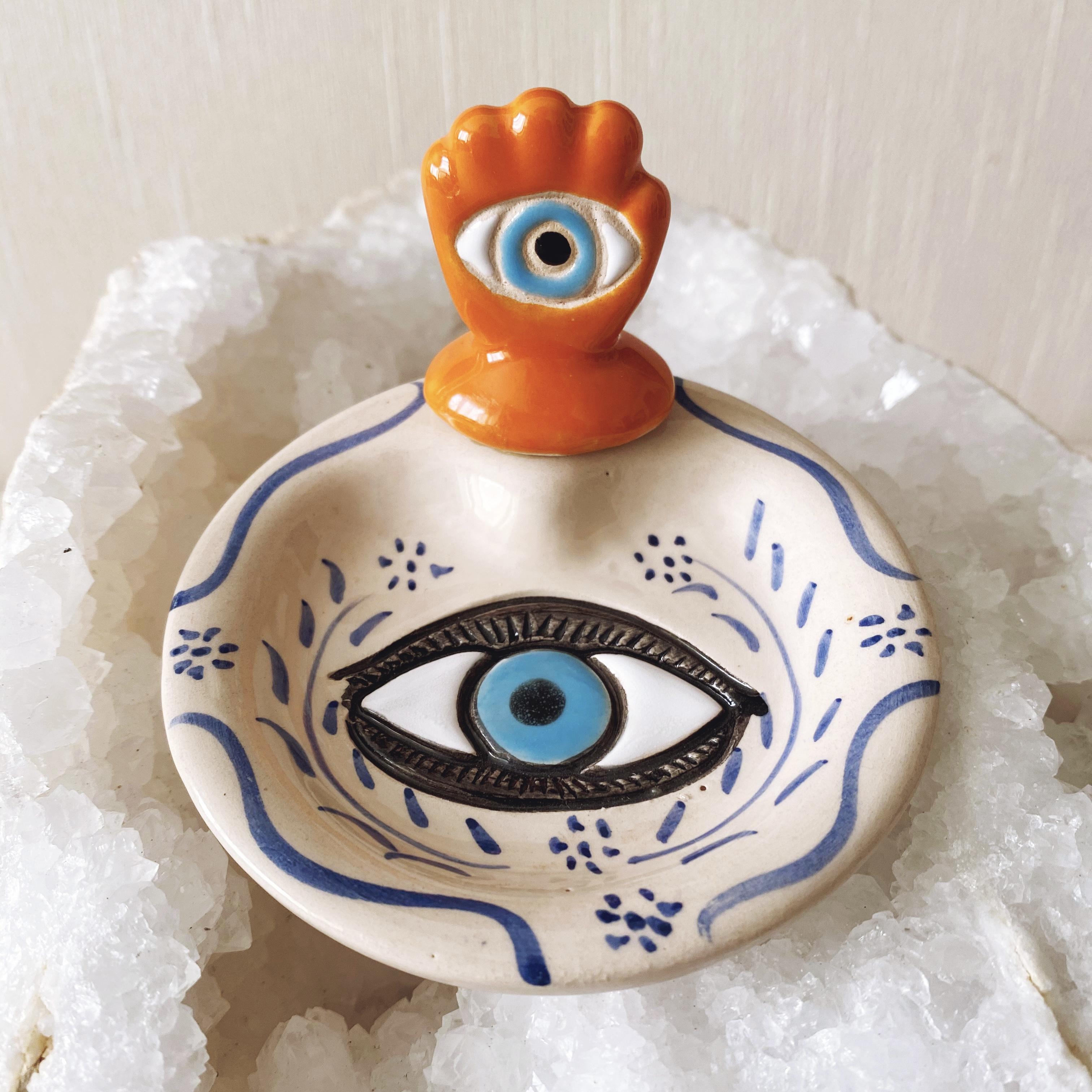 Hand Eye Plates