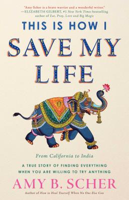 this is how i save my life by amy b. scher | paradise found santa barbara