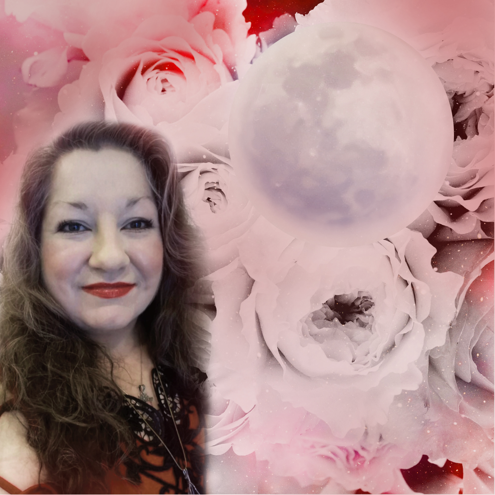 ground and manifest full moon meditation and ritual with rose delos angeles | paradise found santa barbara