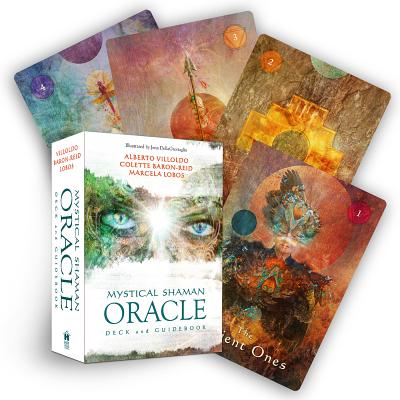 mystical shaman oracle deck and guidebook alberto villolobo