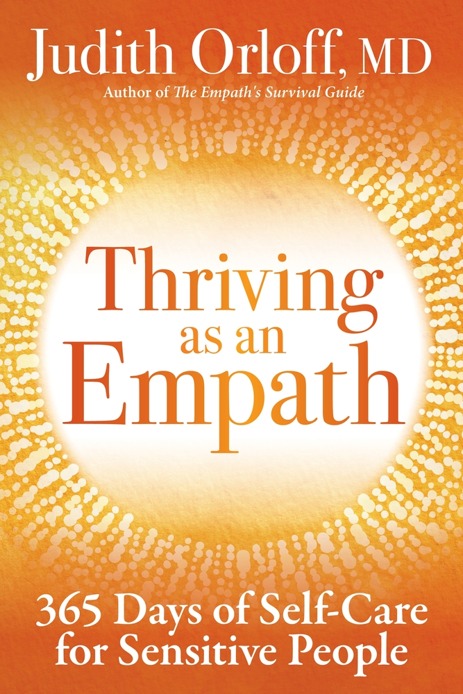 thriving as an empath by judith orloff   paradise found santa barbara