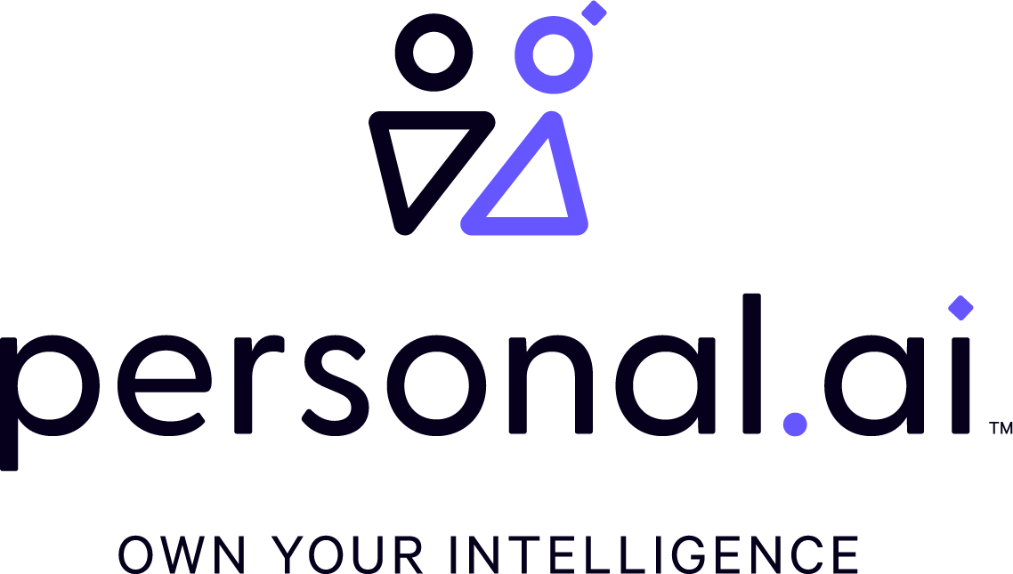Personal AI. Own your intelligence