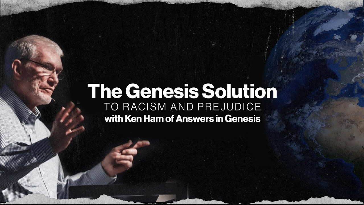 The Genesis Solution to Racism and Prejudice