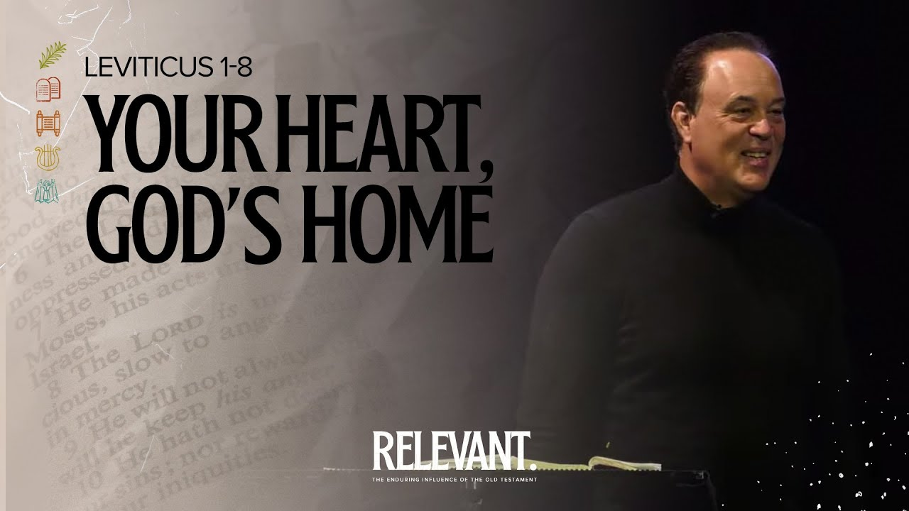 Your Heart, God's Home