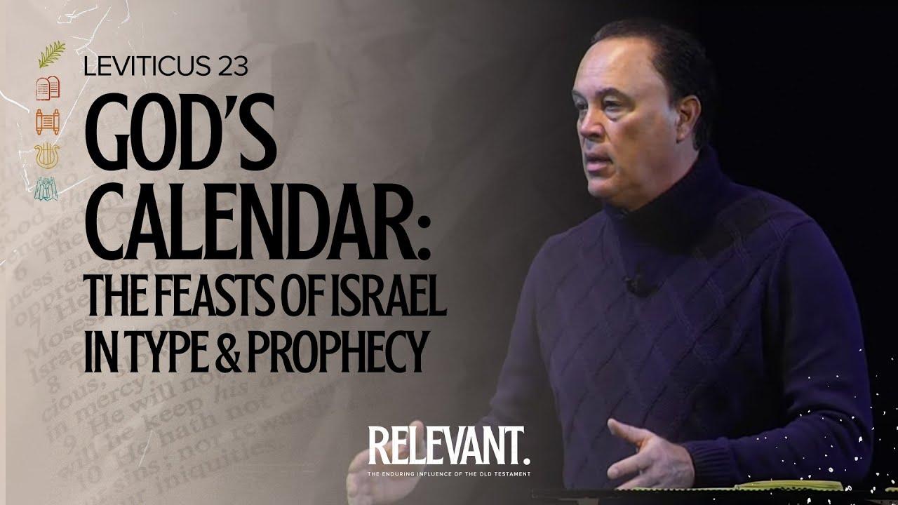 God's Calendar (Feasts of Israel)