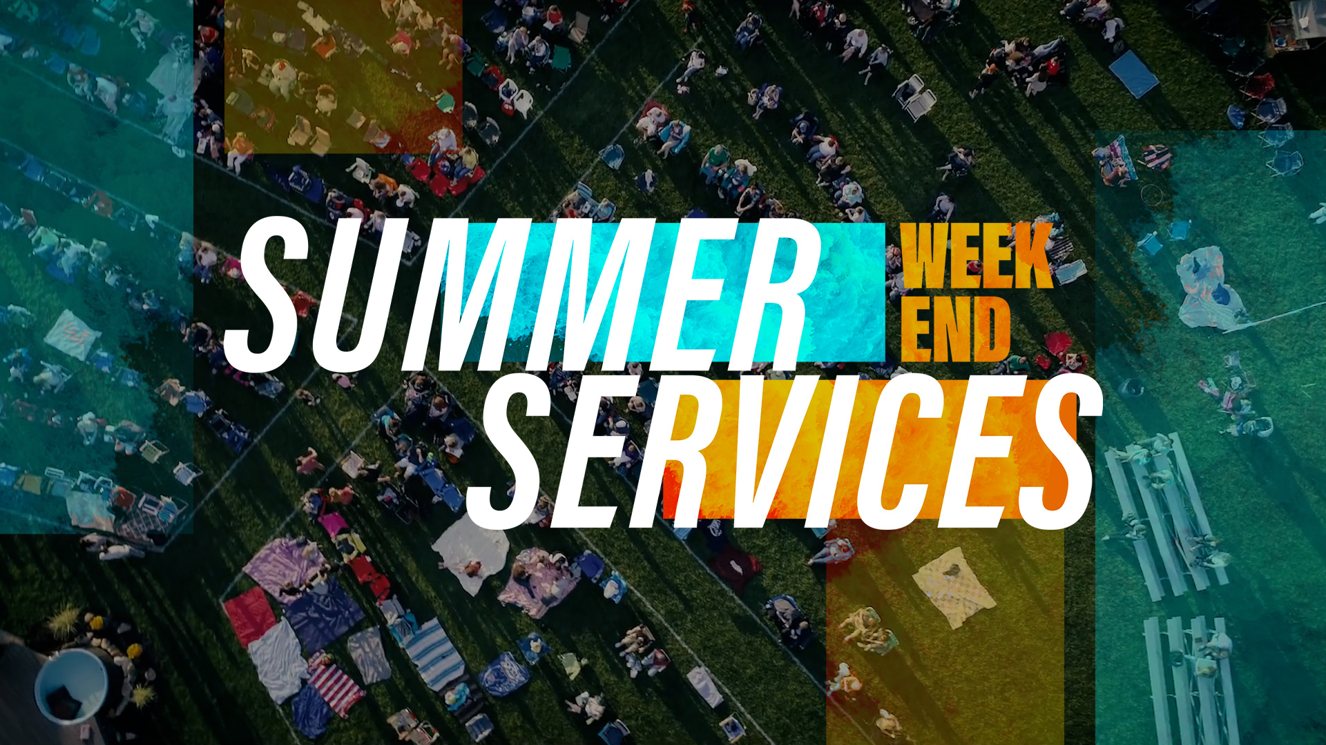 Summer Services