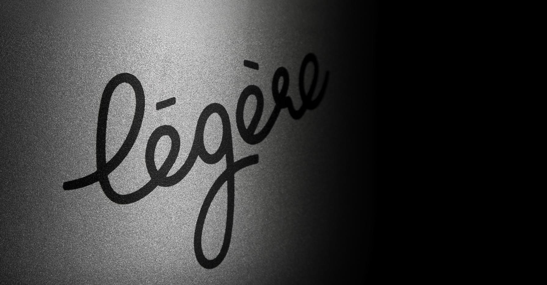 Logopart auf Gasflasche